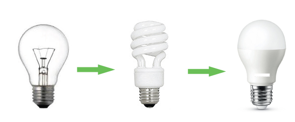 light bulb upgrade