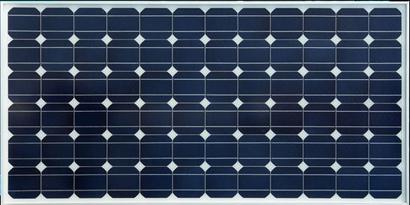แผงโซล่าเซลล์ชนิด โมโนคริสตัลไลน์ (Monocrystalline Silicon Solar Cells)